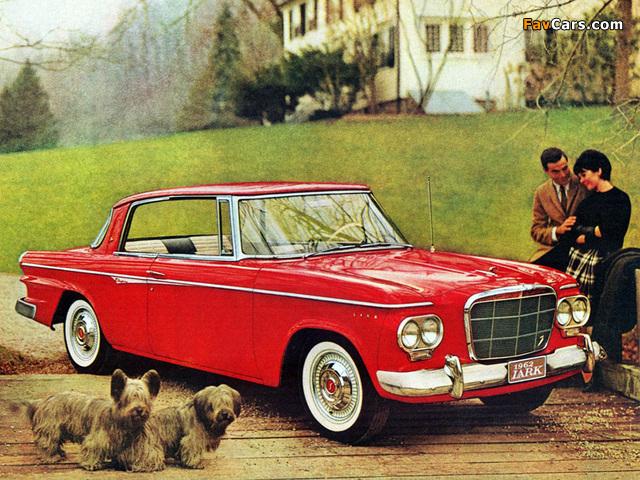Studebaker Lark 2-door Hardtop 1961–64 pictures (640 x 480)
