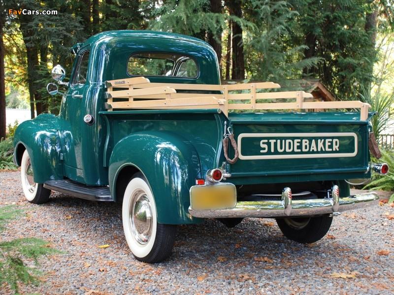 Studebaker Pickup 1947– images (800 x 600)