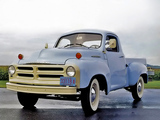 Studebaker Pickup (3R) 1954 pictures