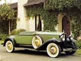 Images of Studebaker President Roadster (Model 80) 1931