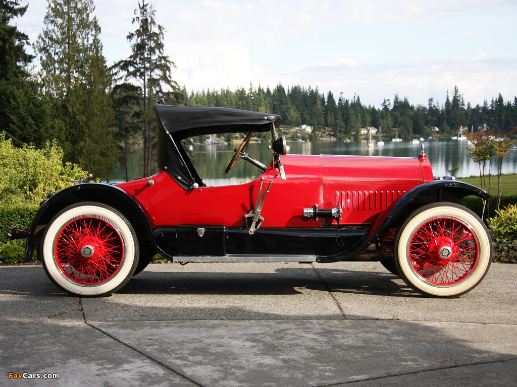 Photos of Stutz Series H Bearcat 1920 (1024 x 768)