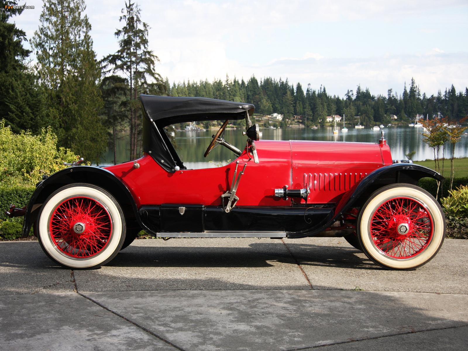 Photos of Stutz Series H Bearcat 1920 (1600 x 1200)