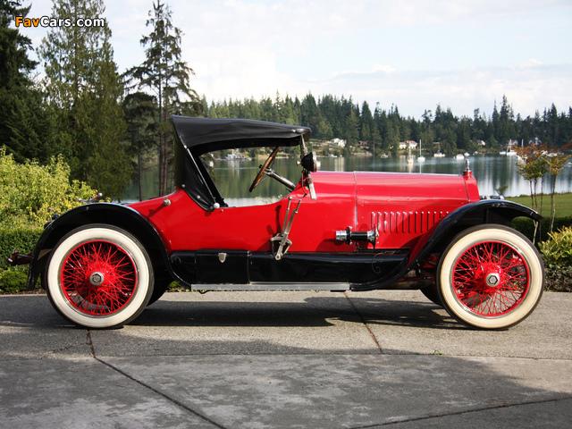 Photos of Stutz Series H Bearcat 1920 (640 x 480)