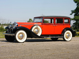 Photos of Stutz DV32 Sedan by LeBaron 1933