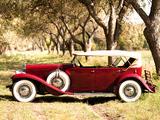 Stutz DV32 Phaeton by LeBaron 1933–35 photos