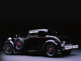 Photos of Stutz Model M Supercharged Lancefield Coupe 1929–30