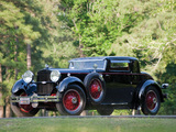 Stutz Model M Supercharged Lancefield Coupe 1929–30 photos