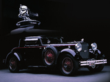 Stutz Model M Supercharged Lancefield Coupe 1929–30 wallpapers