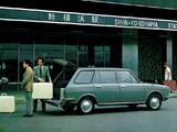Subaru 1000 Van 1965–1969 wallpapers