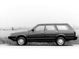 Photos of Subaru 1800 Van 4WD (AP) 1987–89