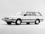 Subaru 1800 Super Station 4WD (AL) 1987–89 images