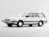 Subaru 1800 Super Station 4WD (AL) 1987–89 images
