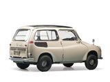 Subaru 360 Custom 1958–71 wallpapers
