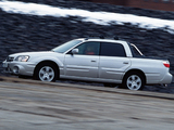 Images of Subaru Baja DE-spec 2003