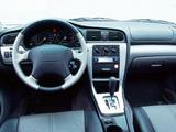 Photos of Subaru Baja 2002–06