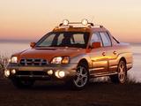 Subaru ST-X Concept 2000 images
