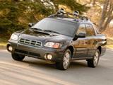 Subaru Baja 2002–06 images
