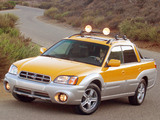 Subaru Baja 2002–06 photos