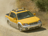 Subaru Baja 2002–06 wallpapers
