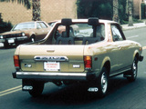Photos of Subaru BRAT 1977–81