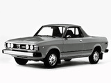 Subaru BRAT 1977–81 photos
