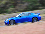Images of Subaru BRZ US-spec 2012