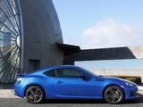 Images of Subaru BRZ Aero Package UK-spec (ZC6) 2012