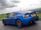 Photos of Subaru BRZ Aero Package UK-spec (ZC6) 2012
