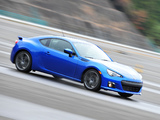 Photos of Subaru BRZ US-spec 2012