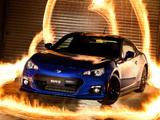 Pictures of Subaru BRZ Sport Kit AU-spec (ZC6) 2012