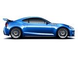 Subaru BRZ Concept STi 2011 images