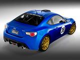 Subaru BRZ Motorsport Project Car by PBMS (ZC6) 2012 images