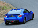 Subaru BRZ US-spec 2012 photos