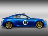 Subaru BRZ Motorsport Project Car by PBMS (ZC6) 2012 photos