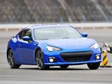 Subaru BRZ US-spec 2012 pictures