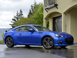 Subaru BRZ US-spec 2012 pictures