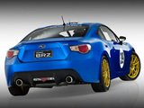 Subaru BRZ Motorsport Project Car by PBMS (ZC6) 2012 wallpapers