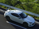 Subaru BRZ tS (ZC6) 2013 wallpapers