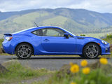 Subaru BRZ US-spec 2012 wallpapers