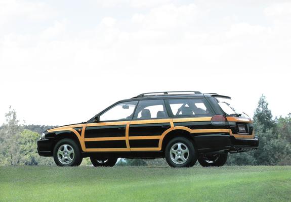 Images Of Subaru Legacy Grand Wagon Woodland 1995