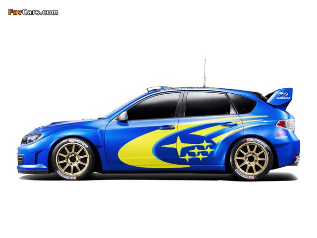 Images of Subaru Impreza WRC Concept 2007 (640 x 480)
