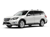 Images of Subaru Crossover 7 Concept 2013