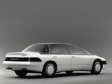 Photos of Subaru F-624 Estremo Concept 1987