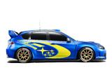 Photos of Subaru Impreza WRC Concept 2007