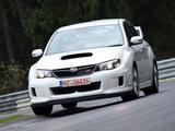 Photos of Subaru Impreza WRX STi Sedan Prototype 2010