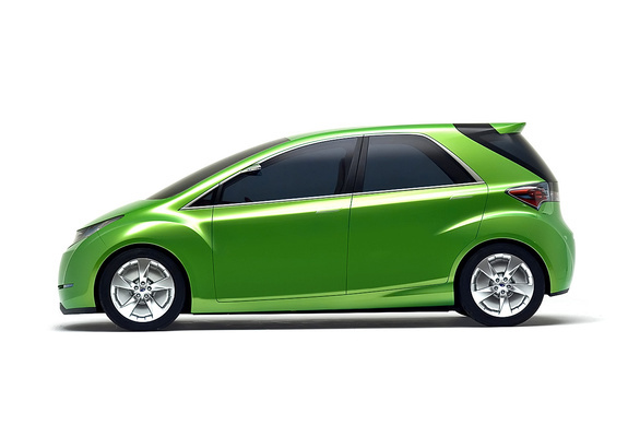 Pictures Of Subaru G4e Concept 2007