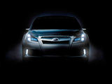 Pictures of Subaru Legacy Concept 2009
