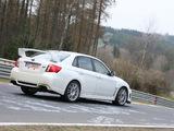Pictures of Subaru Impreza WRX STi Sedan Prototype 2010