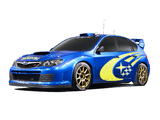 Subaru Impreza WRC Concept 2007 photos