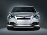Subaru Legacy Concept 2009 pictures